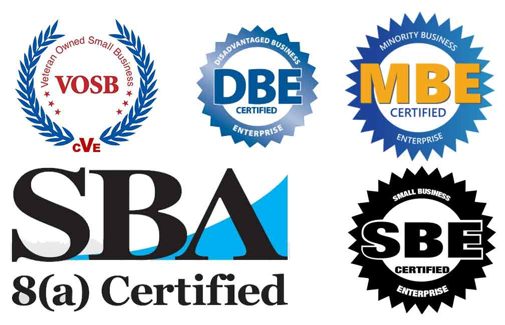 LG Construction Certifications